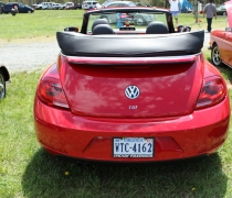 Member Profile - Janet and Peter's Red Convertible-2014