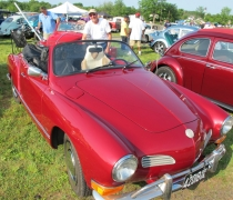 Member-Profile-John-with-his-GHIA-2012