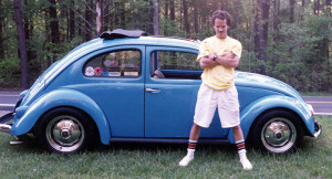 Allen-with-57-Oval-Ragtop-Bug-sml